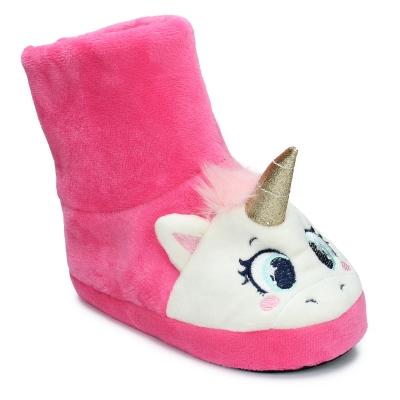 Pantufla Niña Unicorn