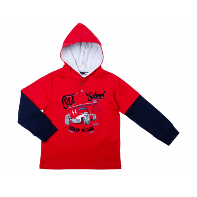POLERA NIÑO RACING CHAMPION
