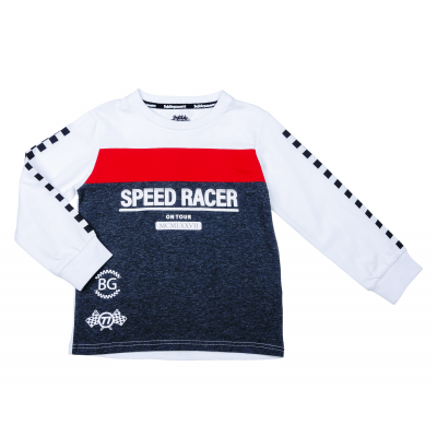 POLERA NIÑO SPEED RACER