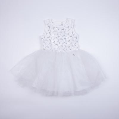 Vestido Niña White
